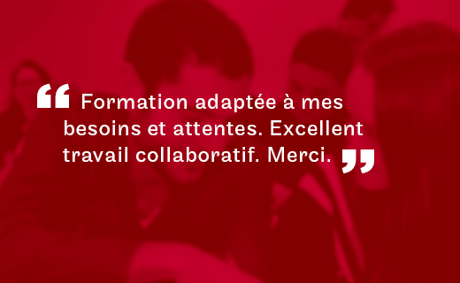 formation professionnelle à Paris